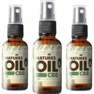 Natures Oil CBD