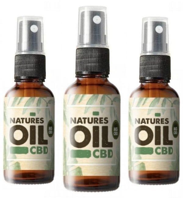 Natures Oil CBD