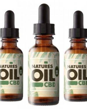 Canabidol 500mg CBD Cannabis Oil Drops 10ml 10
