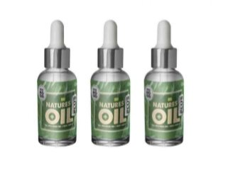 Natures Oil Advanced Plus+ 0% THC count(alt)