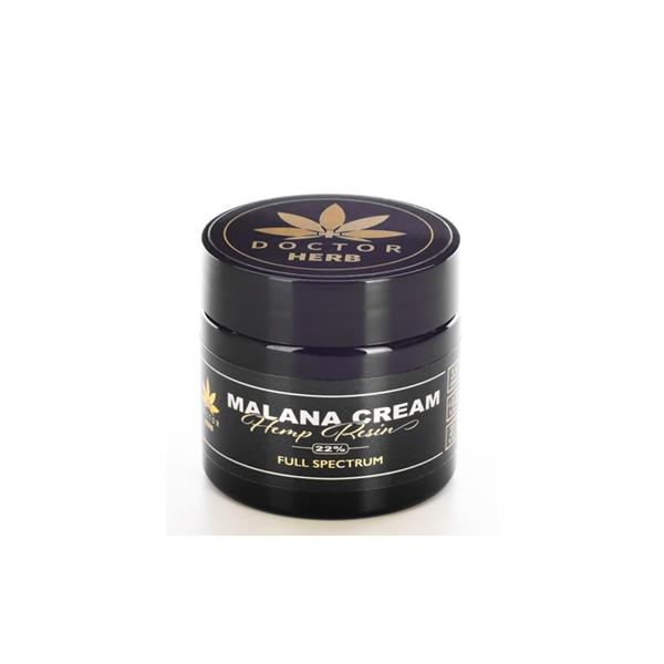 Doctor Herb Malana Cream - CBD Hemp Resin 3.5g (22% CBD) count(alt)