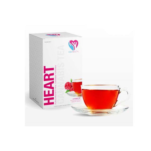 Canabidol Health Heart Support Tea count(alt)