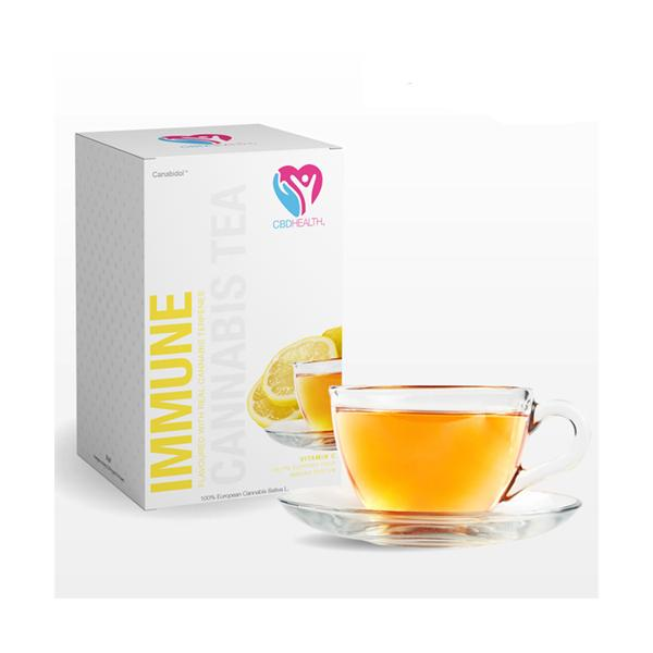 Canabidol Health Immune Support Tea count(alt)