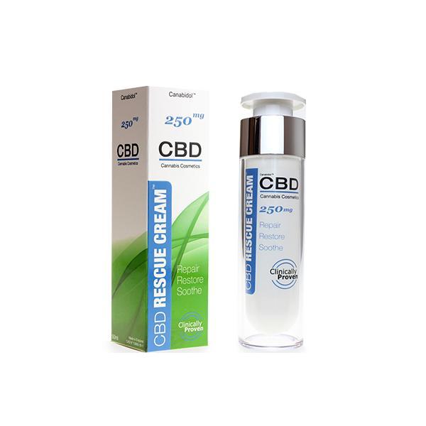 Canabidol CBD Rescue Cream 50ml count(alt)