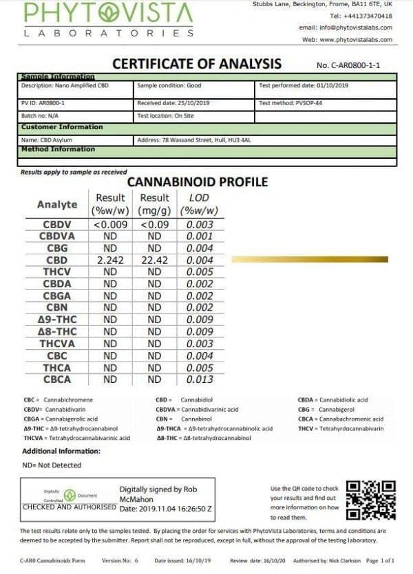 CBD Asylum 200mg CBD 100ml Muscle Rub Balm count(alt)