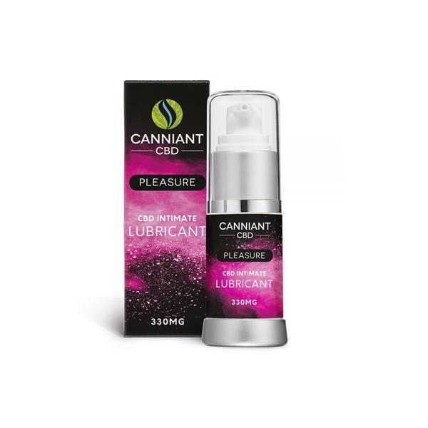 Canniant 330mg CBD Intimate Lubricant 15ml count(alt)