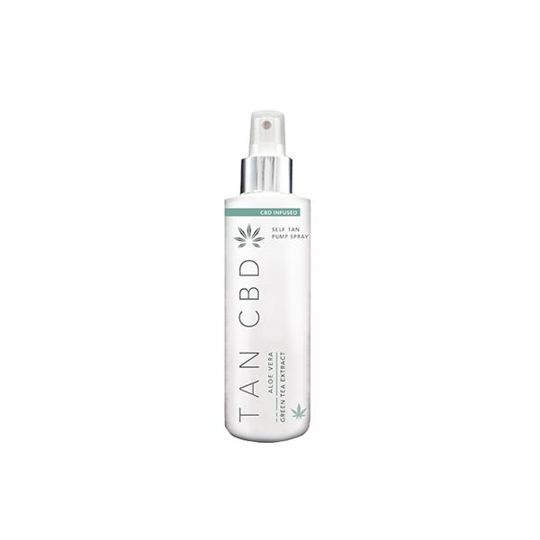 Tan CBD 30mg Self Tan Pump Spray 100ml count(alt)