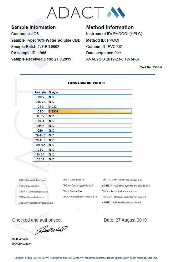 Tan CBD 75mg CBD Infused Self Tanning Mousse 200ml count(alt)