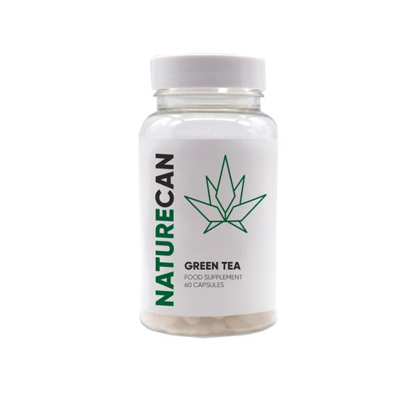 Naturecan Green Tea Extract 60 Capsules count(alt)
