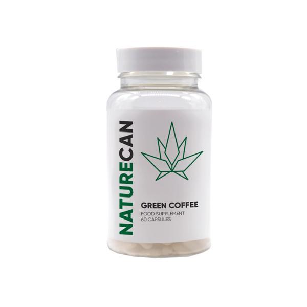 Naturecan Green Coffee Extract 60 Capsules count(alt)