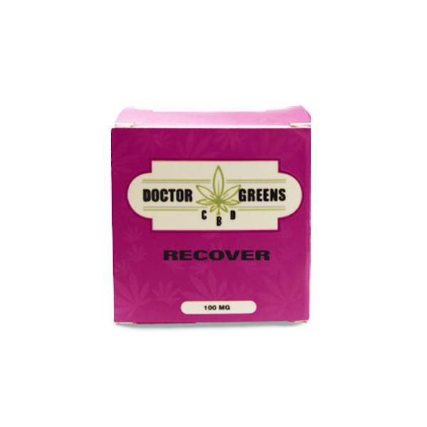 Doctor Green's 100mg CBD Bath Bomb - Recover count(alt)
