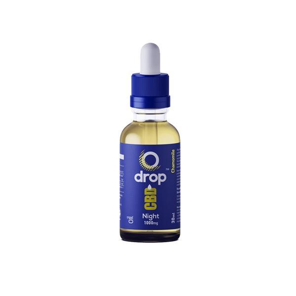 CBD Drop Oil 1000mg CBD 30ml count(alt)