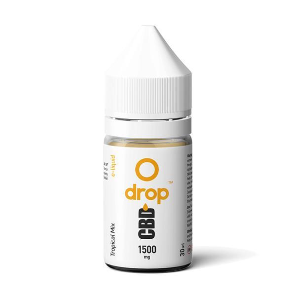 CBD Drop Flavoured E-Liquid 1500mg 30ml count(alt)