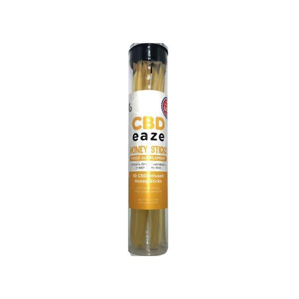 CBD Eaze 100mg CBD Honey Sticks count(alt)