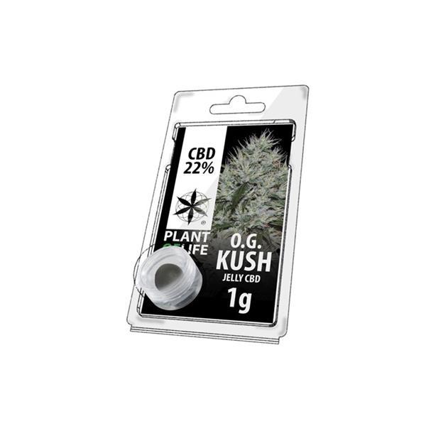 CBD 1g Jelly OG Kush 22% count(alt)