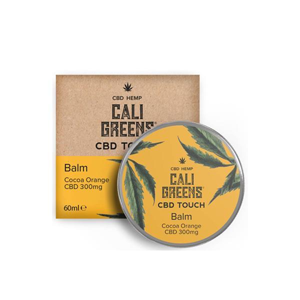 Cali Greens 300mg CBD Cocoa Orange Balm 60ml count(alt)