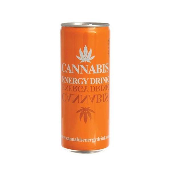 Cannabis Energy Drink - Mango count(alt)