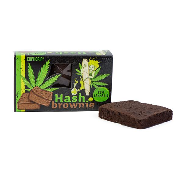 Euphoria Hash Brownie Pure Cannabis count(alt)