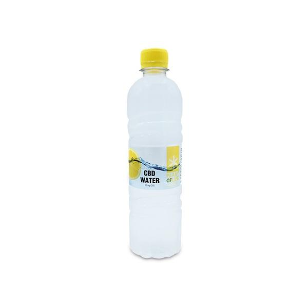 Plant Of Life CBD 10mg Lemon Flavoured Water count(alt)