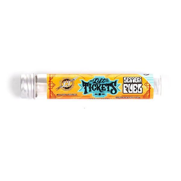 Lift Tickets 710 CBD Terpene Infused Rolling Cones - Lemon Fuel count(alt)