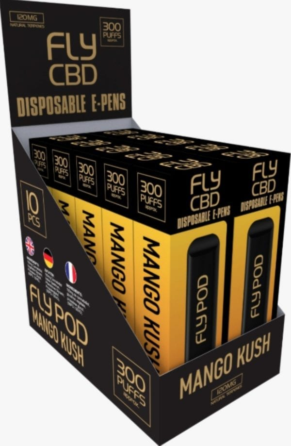 Fly Disposable Pen 120mg CBD count(alt)