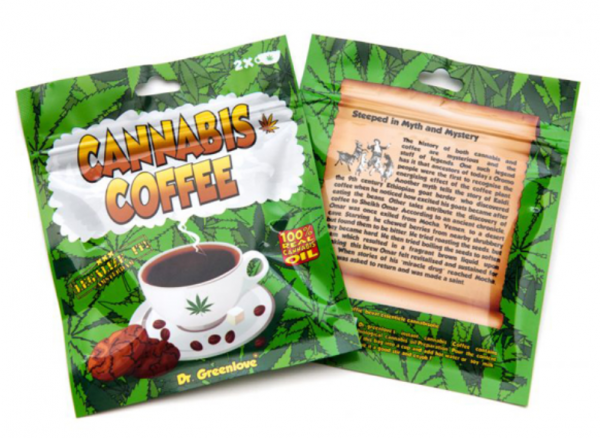 Cannabis Instant Coffee count(alt)