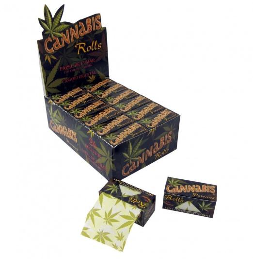 Cannabis Rolls count(alt)
