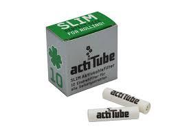 Actitube Carbon Slim Filters count(alt)