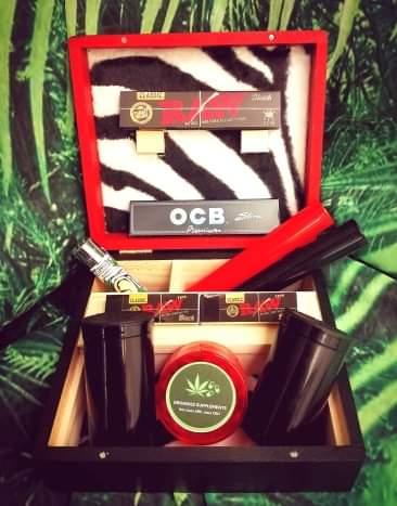 Gift Set Smoking Boxes count(alt)
