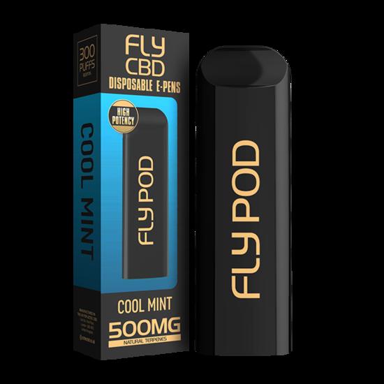 Fly Disposable Pen 500mg CBD count(alt)